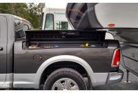 Fifth Wheel Hitches for Short Bed Trucks towing A 5th Wheel with Ram 2500 Short Bed with Rambox Dodge