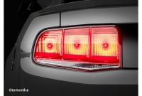 2014 Mustang Tail Lights On 2010 Raxiom Mustang Smoked Aero Tail Lights 10 12 All