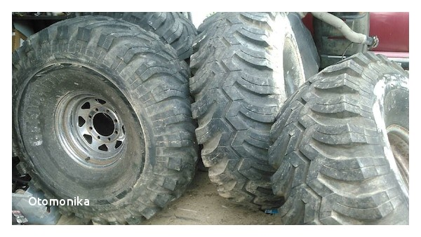 40 Ground Hawg Tires