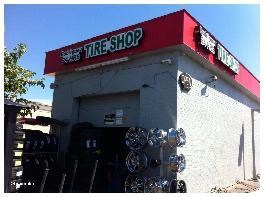 Closest Tire Store to Me