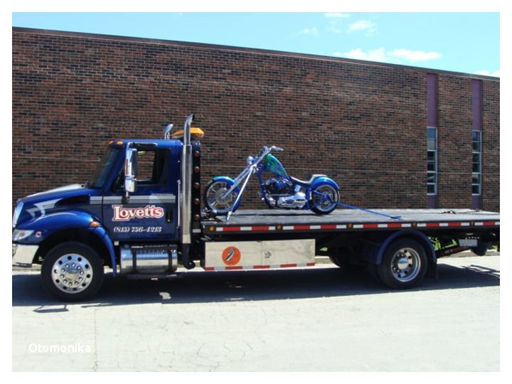 Closest tow Truck Company Near Me